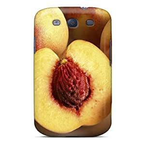 Fashionable BZGLurD6095uVbqd Galaxy S3 Case Cover For Sweet Peach Protective Case