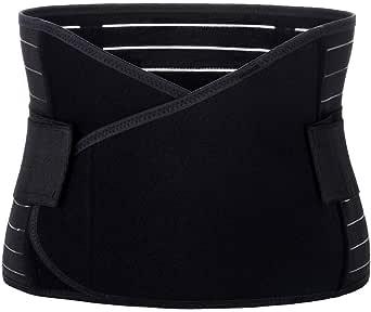 Jojck Postpartum Recovery Belly Band Abdominal Wrap Waist Belt Breathable Moulding Women Bandage