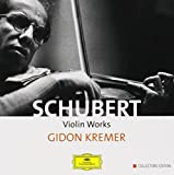 Schubert: Complete Violin Works / Octet