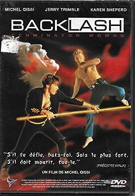 Backlash - Terminator Woman [Francia] [DVD]: Amazon.es ...