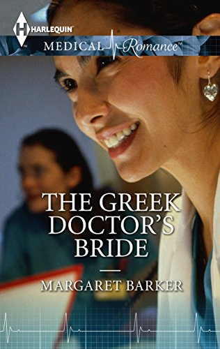 book cover of The Greek Doctor\'s Bride