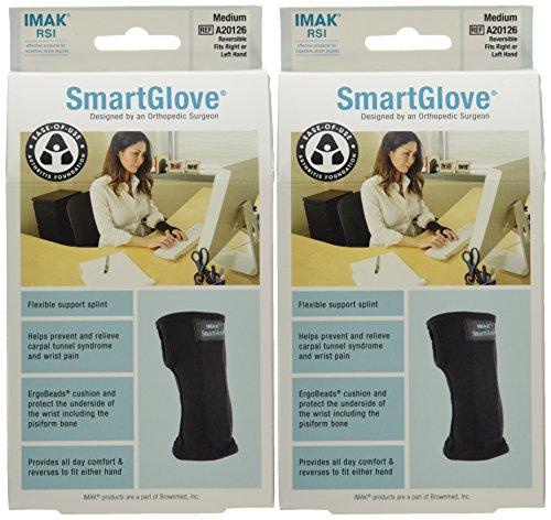 UPC 649833201262, Imak  Smart Glove Medium (Pack of 2)