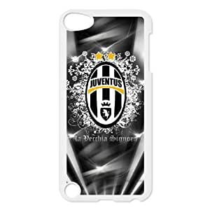 Plastic Case Klyade Ipod Touch 5 Cell Phone Case White Juventus Generic Design Back Case Cover