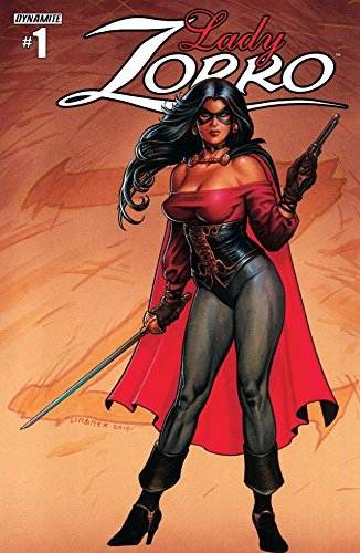 - Lady Zorro #1 (of 4): Digital Exclusive Edition