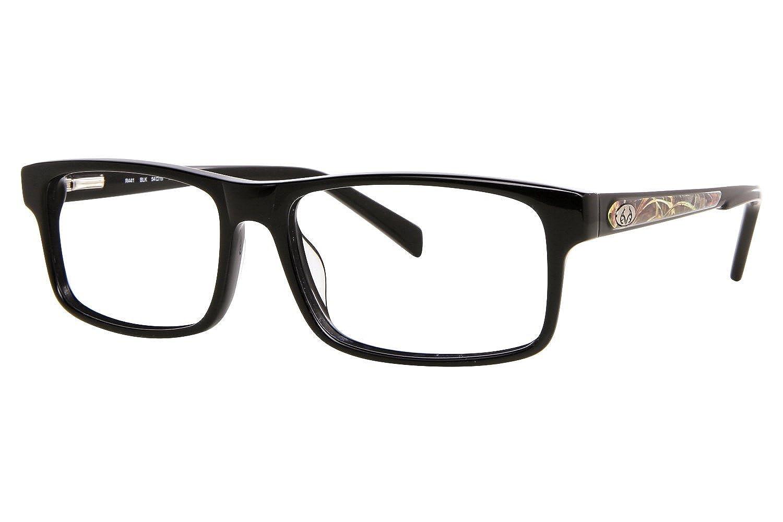 Amazon.com: Realtree R441 Mens Eyeglass Frames - Black: Clothing
