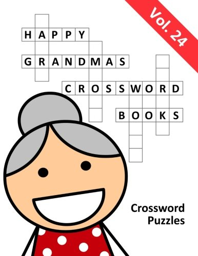 Download Happy Grandma's Crossword Books: Volume 24 pdf epub