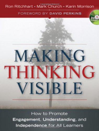 Making Thinking Visible: How to Promote Engagement, Understanding, and Independence for All Learners (Making Instructions)