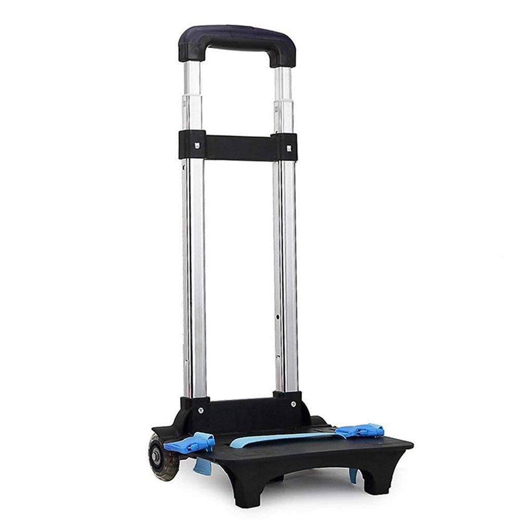 Backpack Trolley Wheeled Trolley - Hand Aluminium Alloy Folding Trolley Cart Ltd