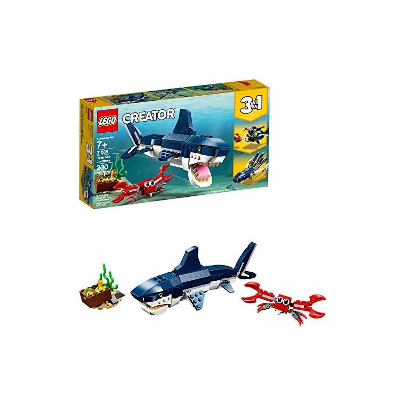 LEGO Creator 3in1 Deep Sea Creatures 310