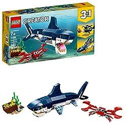 LEGO Creator 3in1 Deep Sea Creatures 310...