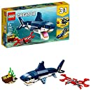 LEGO Creator 3in1 Deep Sea Creatures 31088 Building Kit , New 2019 (230 Piece)