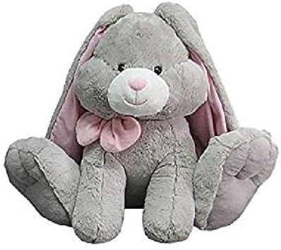 Blue Big Teddy Bear, Hugfun 24 61cm Plush Bunny 3 Years In Pink Easter Present For Girls 2017 Amazon Co Uk Toys Games