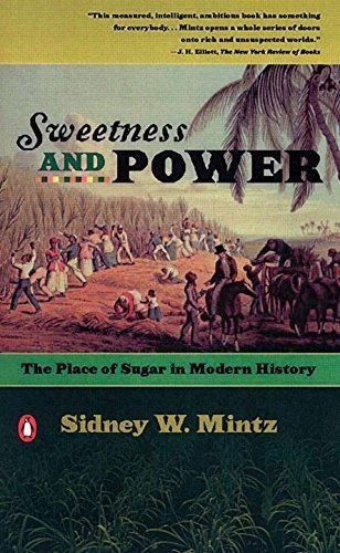 Sweetness and Power: The Place of Sugar in Modern History Reprint edition by Mintz, Sidney W. (1986) Paperback (Sweetness And Power Mintz compare prices)