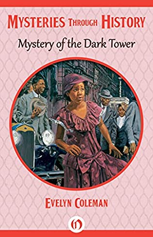 book cover of Mystery of the Dark Tower