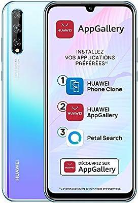 HUAWEI P Smart S - Smartphone con Pantalla OLED de 6.3