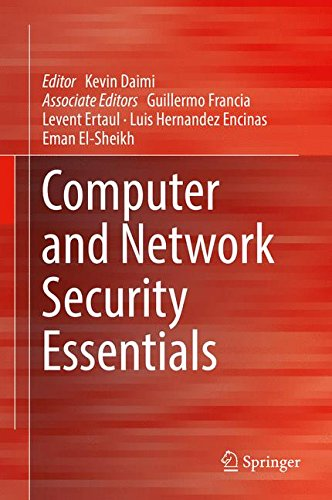 Computer and Network Security Essentials (Tapa Dura)