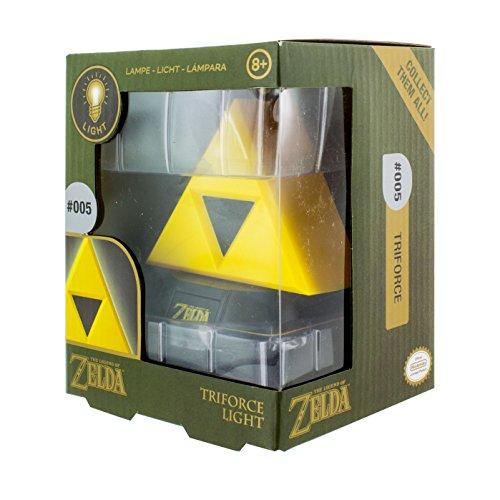 Paladone The Legend of Zelda Triforce 3D Light