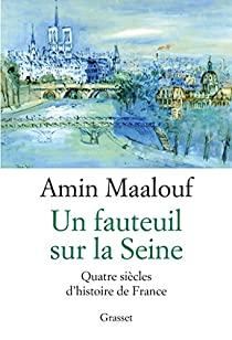 Un fauteuil sur la Seine par Maalouf