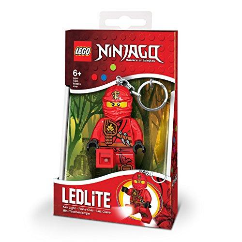 LEGO Ninjago Key Light - Kai LED Keychain Flashlight