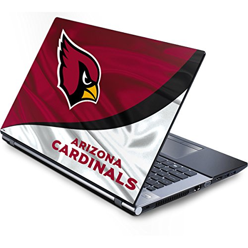 (Skinit Arizona Cardinals Generic 12in Laptop (10.6in X 8.3in) Skin - Officially Licensed NFL Laptop Decal - Ultra Thin, Lightweight Vinyl Decal Protection )