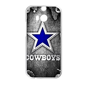 Cowboy Pattern Fashion Comstom Plastic case cover For HTC One M8