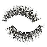 5 Pair/Lot HOT eye lashes, Crisscross False Eyelashes Lashes Voluminous Prettymenny (Black)