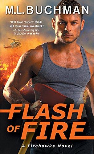 Flash of Fire (Firehawks Book 4)