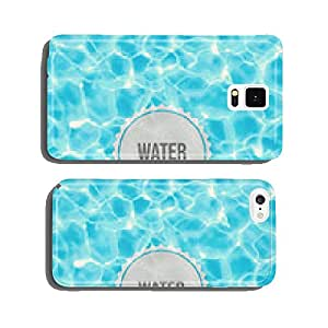 Water paradise cell phone cover case iPhone6