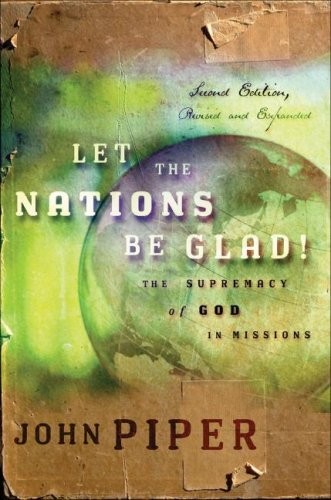 Let the Nations Be Glad - MP3 pdf epub
