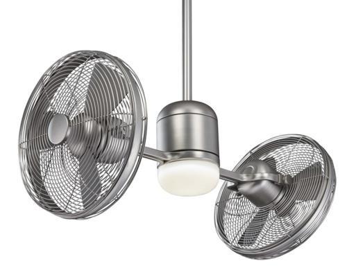 "minkaaire Elemental Gyro 42 ""barrido 6 hoja Elemental Gyro interior TWIN TURBO ventiladores,"