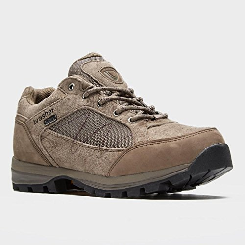 Zapatillas Libre 42 Brown Brown al de Zapato Marrã³n Mujer Campo Brasher Calzado Aire qBgnBa1