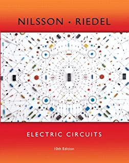 introduction to pspice for electric circuits (6th edition) james welectric circuits (10th edition)