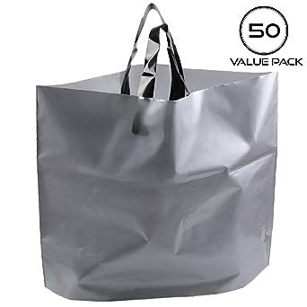 Amazon.com: Bolsas plásticas translúcidas ...