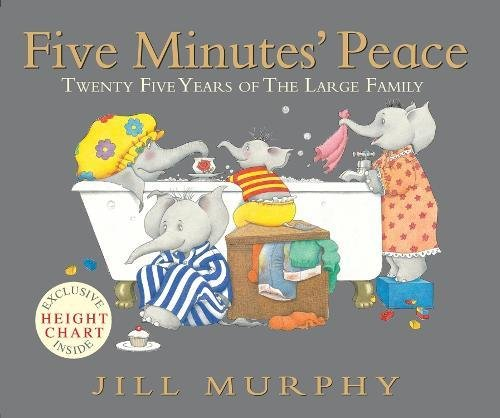 Image result for five minutes peace jill murphy