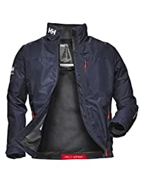 Helly Hansen Crew Midlayer Jacket (Navy