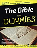 The Bible for Dummies, Jeffrey Geoghegan and Michael M. Homan, 0764552961