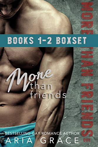 ** Look for the Audible Audio Book as a companion to the ebook **Now you can get Books 1 and 2 of the More Than Friends series in one edition. Don't get caught waiting to buy the next book when you can have it at your fingertips. In Book 1, Ryan is s...