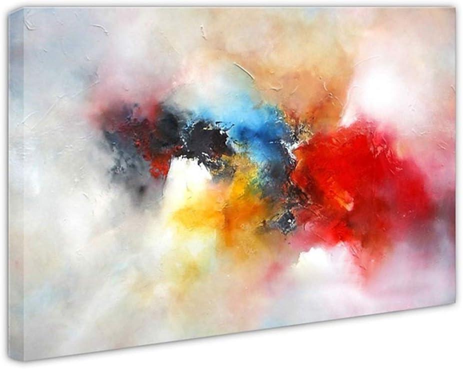 Pintura Al óLeo Pintada A Mano Cuadros Abstractos Modernos Sobre Lienzo Arte Sala De Estar Dormitorio DecoracióN Para El Hogar,canvas,120×80cm