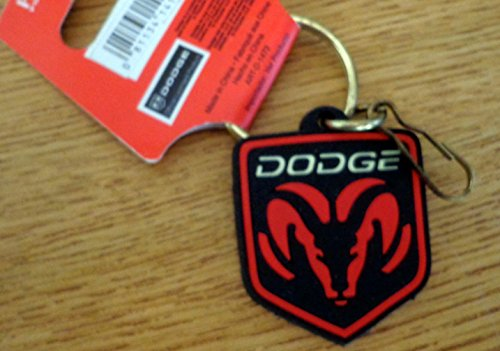dodge-ram-logo-auto-key-chain-or-zipper-pull-by-plasticolor