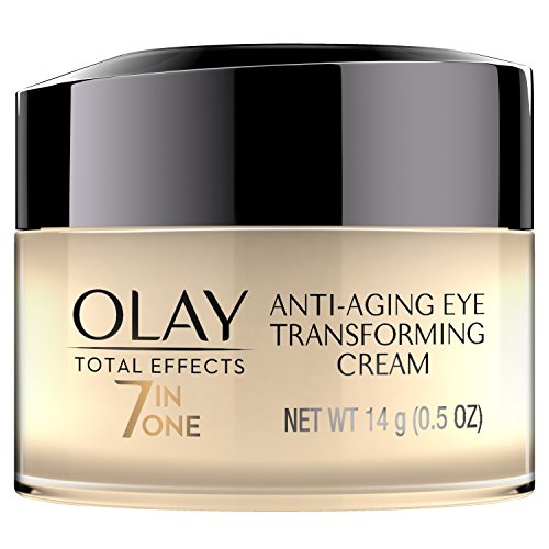 Ounce Cream 0.5 Moisturizing (Olay Total Effects 7-in-one Anti-Aging Transforming Eye Cream 0.5 oz  Packaging may Vary)