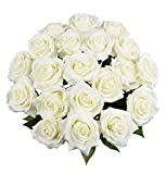 10 Pcs Real Touch Silk Artificial Rose Flowers - Best Reviews Guide