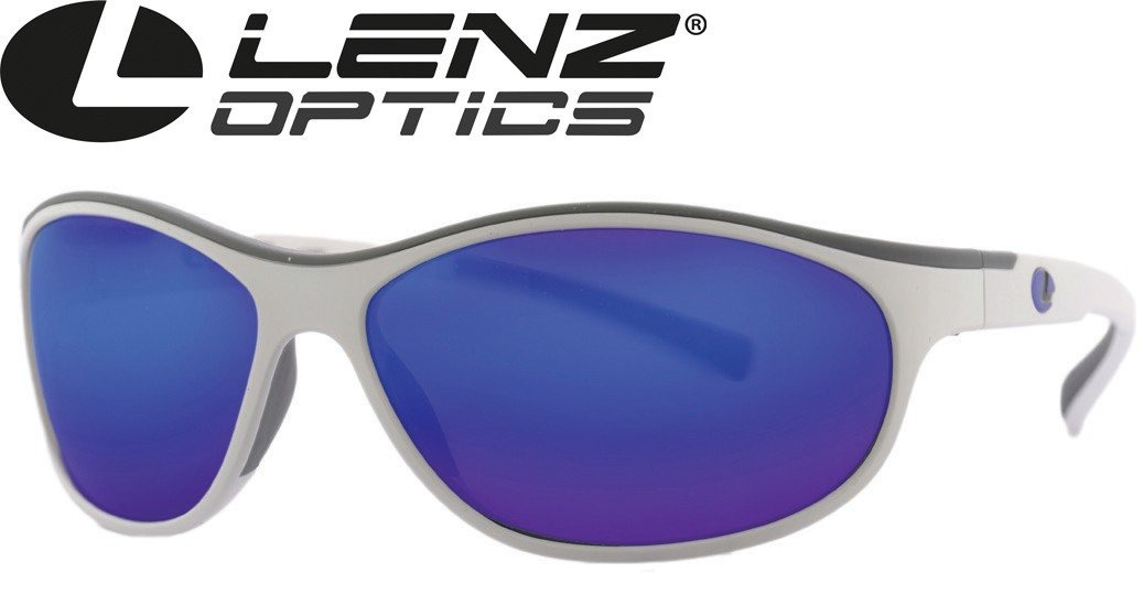 Lenz Optics Coosa Discover Sunglasses White - Polarización Gafas de moscas para pesca, POL Gafas para pesca Lanzado, gafas de sol: Amazon.es: Deportes y ...