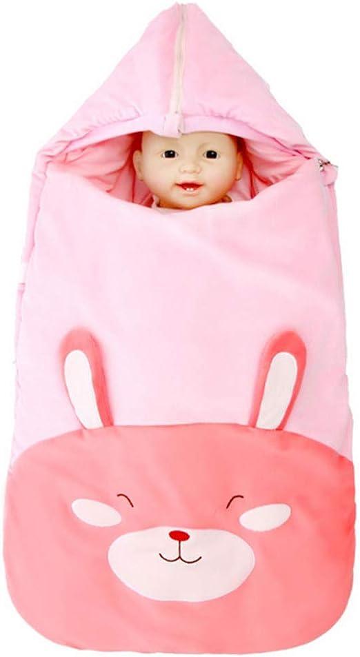 LLX Bebé De Invierno Saco De Dormir,Recién Nacido Suave Sleep Bag ...