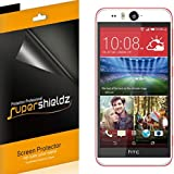 [6-Pack] SUPERSHIELDZ- Anti-Bubble High Definition Clear Screen Protector For HTC Desire Eye + Lifetime Replacements Warranty - Retail Packaging