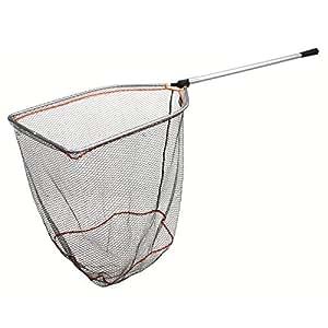 Savage Gear Tele Folding Rubber Mesh Landing Net L - Retel para pesca