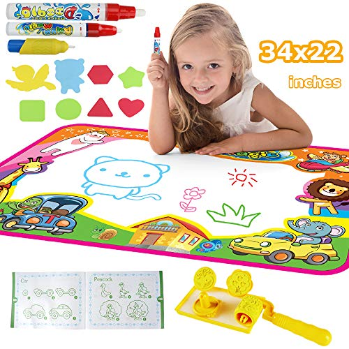 Water Painting Mat,34