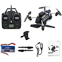 MuLuo JJRC H40WH 720P WiFi Flying Tank Drones Four-axis Unmanned Aerial Vehicle Puzzle Toys