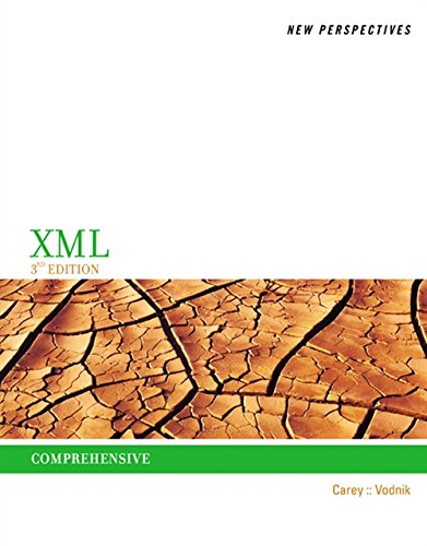 New Perspectives on XML, Comprehensive by Cengage Learning