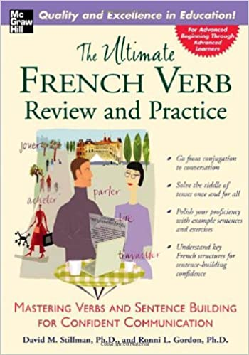 Amazon.com: The Ultimate French Verb Review and Practice (UItimate ...