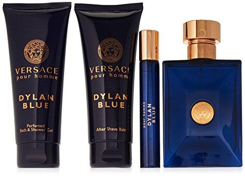 VERSACE Dylan Blue 4 Piece Set for Men